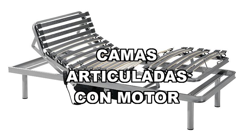 ▷ 【 Camas articuladas con motor 】 - Automática y motorizada un ...